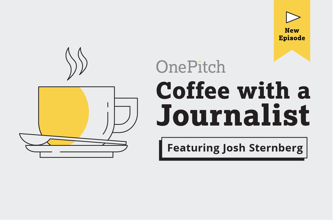 Coffee With A Journalist - Josh Sternberg, Adweek