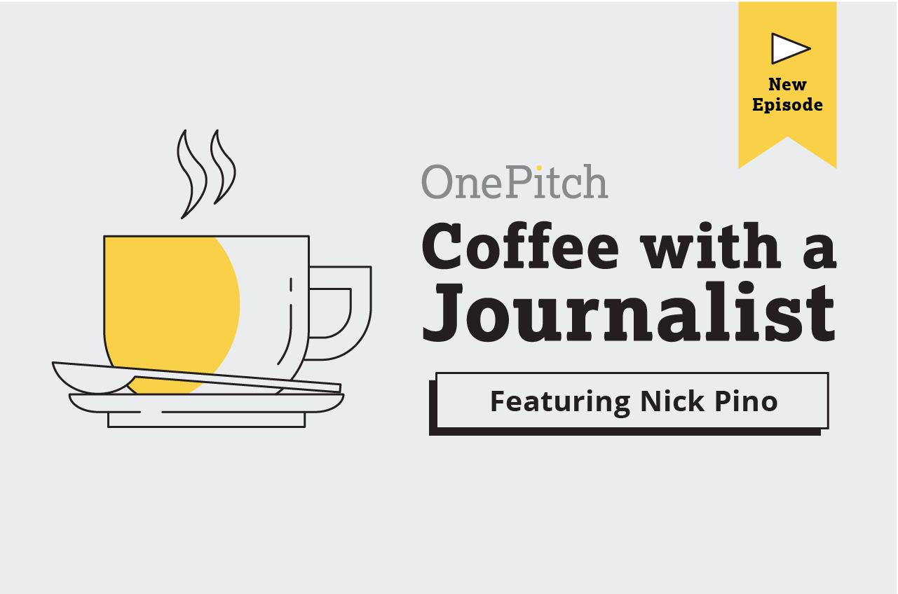 Coffee With A Journalist - Nick Pino, TechRadar