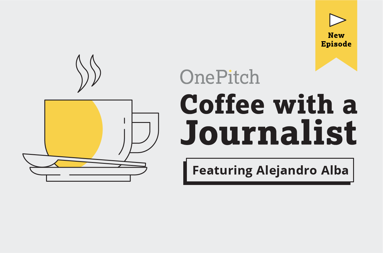 Coffee With A Journalist - Alejandro Alba, NowThis