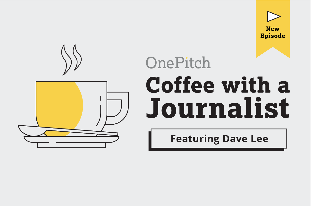 Coffee With A Journalist - Dave Lee, BBC