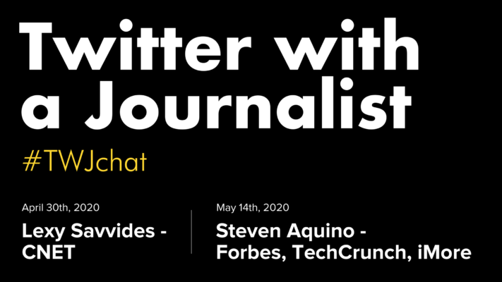 Twitter With A Journalist: Lexy Savvides And Steven Aquino