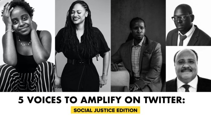 Voices To Amplify Social Justice