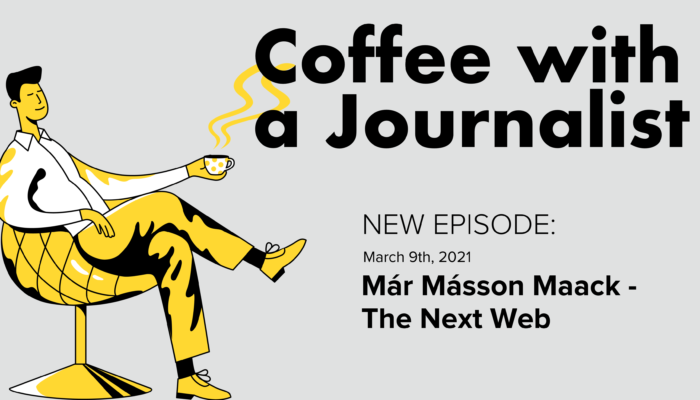 Coffee With A Journalist - Mar Masson Maack, The Next Web