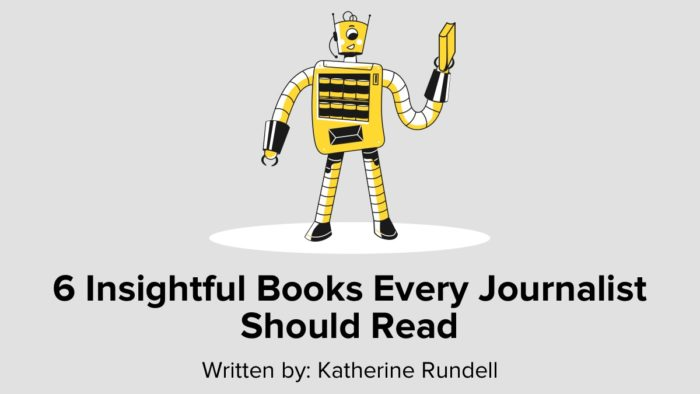6 Book Every Journalist Should Read
