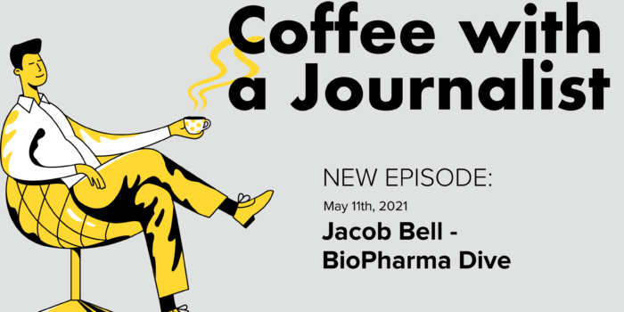 Coffee With A Journalist: Jacob Bell, BioPharma Dive
