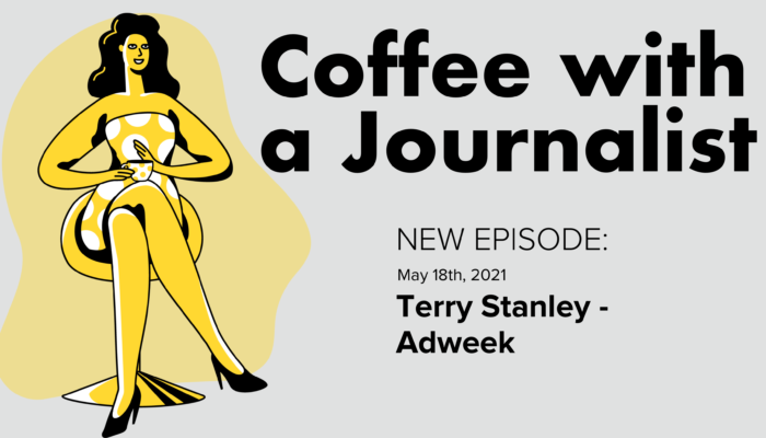 Coffee With A Journalist: Terry Stanley, Adweek