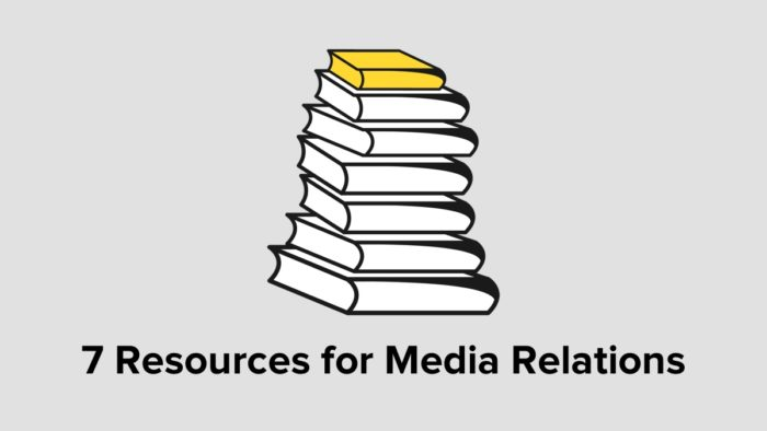 7 Resources For Media Relations