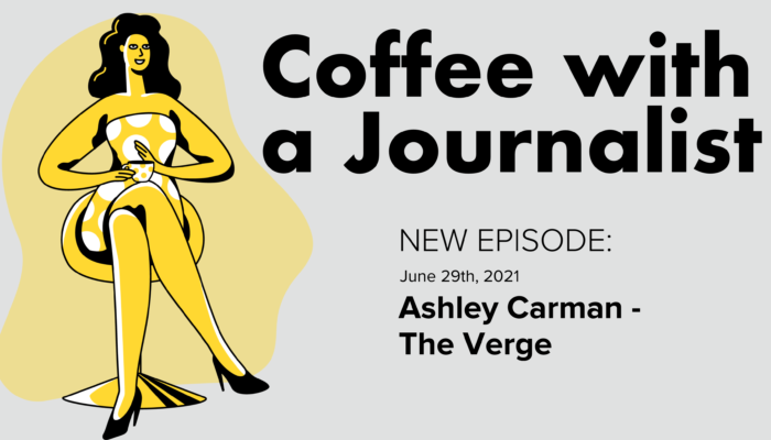 Coffee With A Journalist: Ashley Carman, The Verge