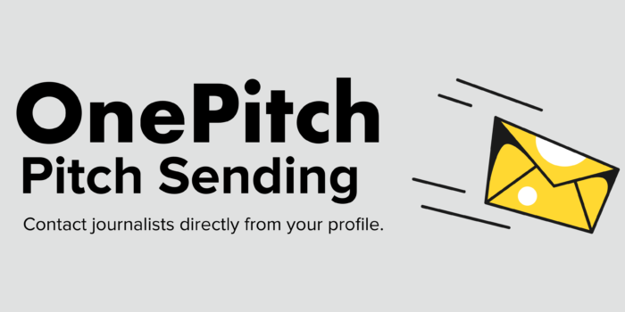 OnePitch Pitch Sending