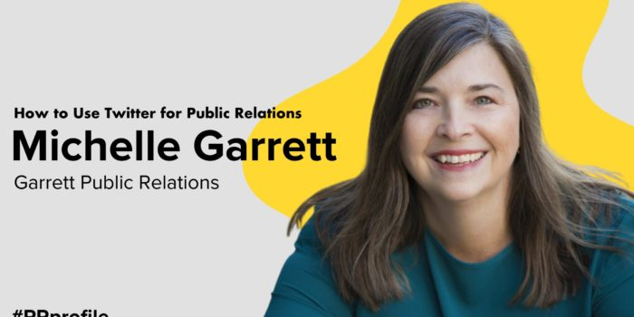 How To Use Twitter For Public Relations With Michelle Garrett