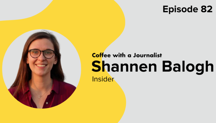 Coffee With A Journalist: Shannen Balogh, Insider