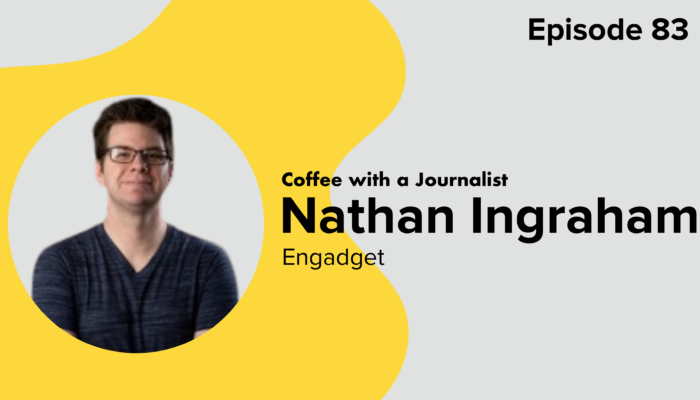 Coffee With A Journalist: Nathan Ingraham, Engadget