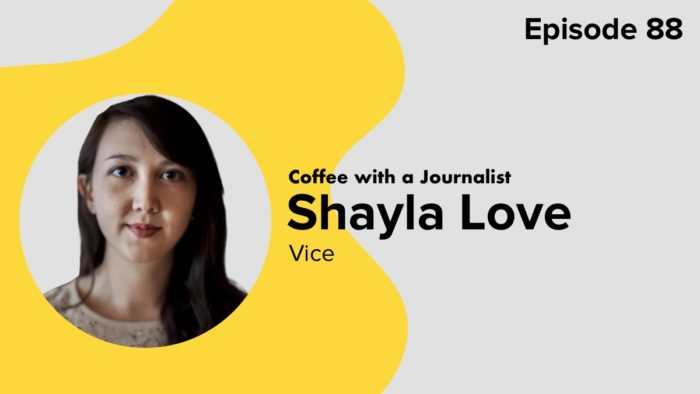 Coffee With A Journalist: Shayla Love, Vice