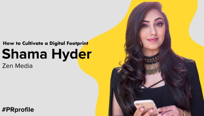 How To Cultivate A Digital Footprint With Shama Hyder