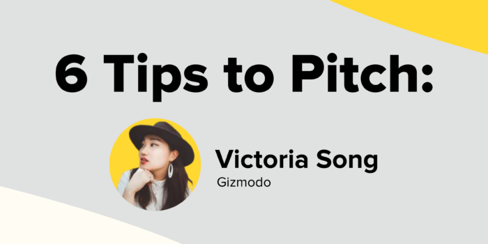 6 Tips To Pitch Victoria Song Of Gizmodo