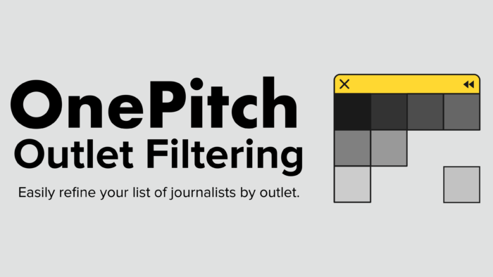OnePitch Outlet Filtering